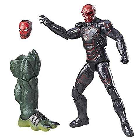 Captain America Marvel Legends: Iron Skull 15cm Figurine