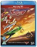 Planes [Blu-ray 3D + Blu-ray] [Region...