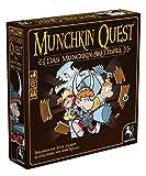 Pegasus Spiele 51950G - Munchkin Quest