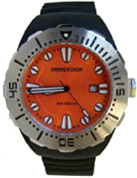 Immersion IM6992 - Reloj de caballero automático color negro