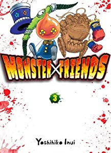 Monster Friends Edition simple Tome 3