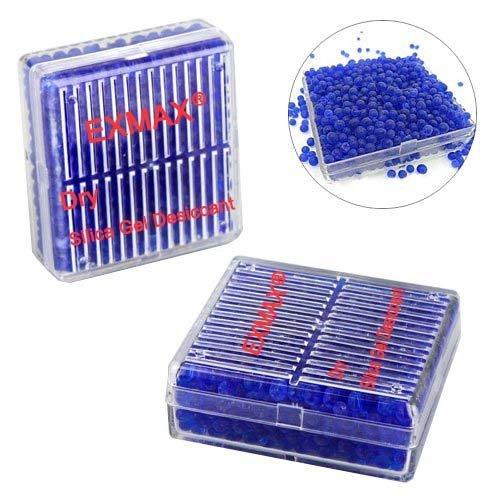 EXMAX Funcional Reutilizable Gel sílice desecante