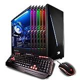 iBUYPOWER Gaming PC Desktop Trace 9220 Liquid Cooled Overclockable i7-8700K, NVIDIA Geforce RTX