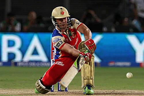 AB De Villiers RCB Poster  available at amazon for Rs.190