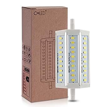 croled r7s j118 ampoule lampe 30 leds 5630smd blanc. Black Bedroom Furniture Sets. Home Design Ideas