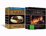 Der Herr der Ringe - Die Spielfilm Trilogie - Extended Edition & Der Hobbit Trilogie - Extended Edition