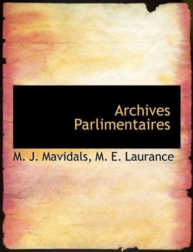 Archives Parlimentaires