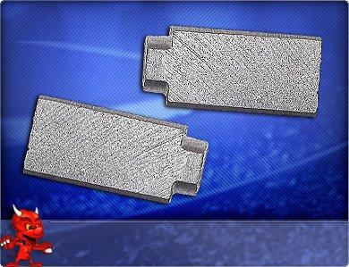 Kohlebürsten passend für Black & Decker 8255 A(Type1)