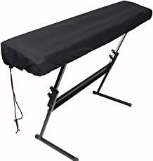 Richele, fodera protettiva anti polvere per tastiera elettrica a 88 pianoforte digitale- 88keys