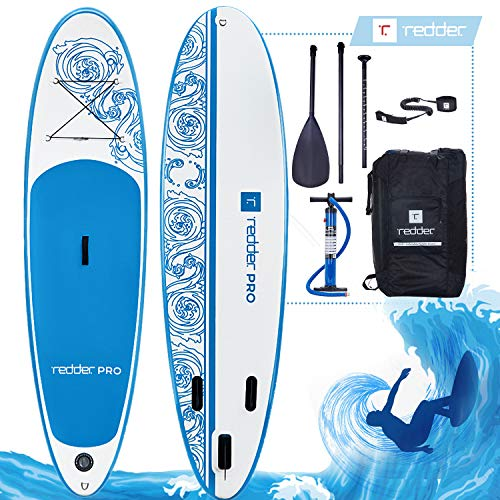 REDDER Tablas Paddle Surf Hinchables VORTEX 8'8' & 10' All Round Tabla...