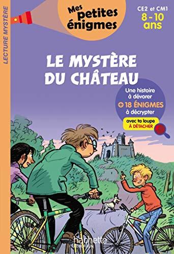 Le Mystère du château CE2 et CM1 - Cahier de vacances