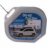 BB-EP Schneekette für Citroen C5 | C5 Station Wagon III mit der Reifengröße 225/55 R17 - MIT SELBSTSPANNMECHANISMUS - mit Ö-Norm, Uni und TÜV