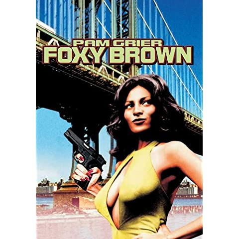 Foxy Brown Poster Film B 27 pollici x 40 pollici (69 cm x 102 cm) Loder PAM Grier Terry Carter Antonio fargas Kathryn Peter Brown SID Haig