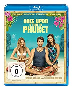 Once Upon a Time in Phuket [Blu-ray] [Import allemand]
