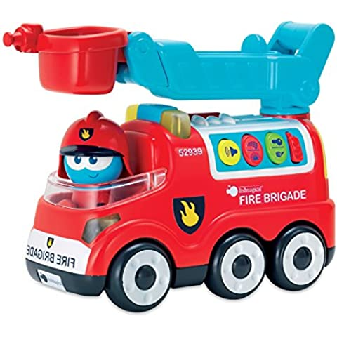 ItsImagical 76602 - Giocattolo Fire Engine Truck