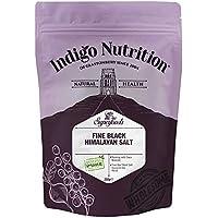 Indigo Herbs Sal Negra del Himalaya 250g (grano fina)
