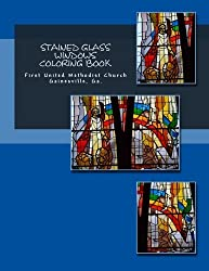 Stained Glass Windows Coloring Book: Learning the Bible Through Stained Glass by John Clay McHugh M.D. (2013-12-26)