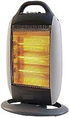 XODI LAURELS Room HALOGEN HEATER with 3 Heating Element & Settings | 220-230v 50/60hz 1200w ||K-001