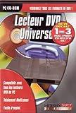 Lecteur DVD universel