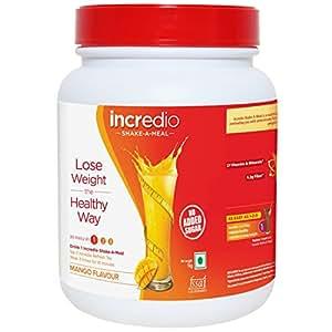 Incredio Meal Replacement Shake - 1 kg (Mango)