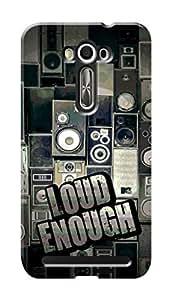 MTV Gone Case Mobile Cover for Asus Zenfone 2 Laser ZE550KL