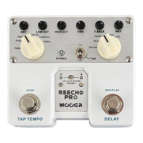 Mooer REECHO PRO - Pedal de efectos