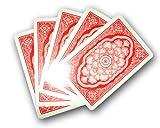 Gezinkte Spiel Karten