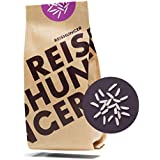 Reishunger - Arroz Jazmín, Tailandia, 3 paquetes (3 x 600 g). Variedad: Arroz Aromático Thai Hom Mali