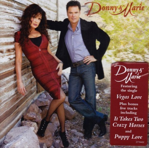 Donny & Marie Import Edition by Donny Osmond & Marie Osmond (2009) Audio CD
