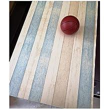 Papel de contacto extraíble de 45 cm x 3 m, para la playa, madera