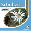 Schubert: Wanderer fantasie, Sonata D664, Four Impromptus D899