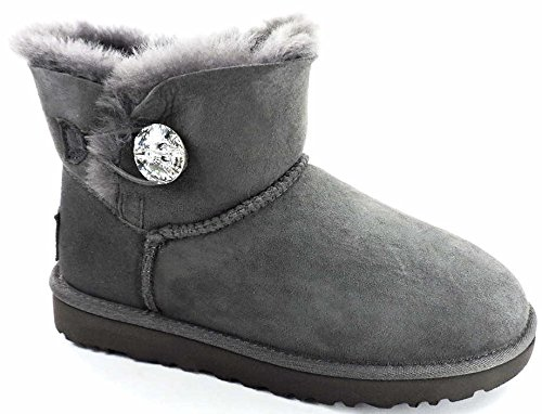 ugg-stivali-montone-new-mini-bailey-button-bling-ii-grey-38