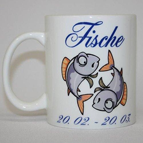 51rw8zDJ4YL Sternzeichen Fische Kaffeetasse Becher Tasse