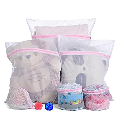 CHIC*MALL Underwear Clothes Aid Bra Socks Laundry Washing Machine Net Mesh Bag Small:30*40cm appox by CHIC*MALL