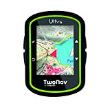 TwoNav, Dispositivo GPS U100 Ultra, Mappa della Gran Bretagna, Taglia unica, Colore: nero