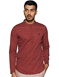 The Indian Garage Co Men's cotton Kurta