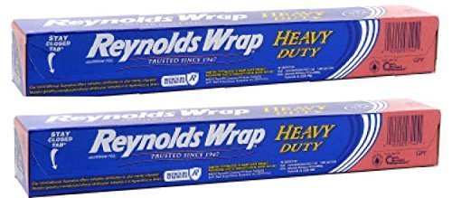 Reynolds Wrap Heavy Duty Aluminum Foil, 50 Square Feet ~ by Reynolds Wrap