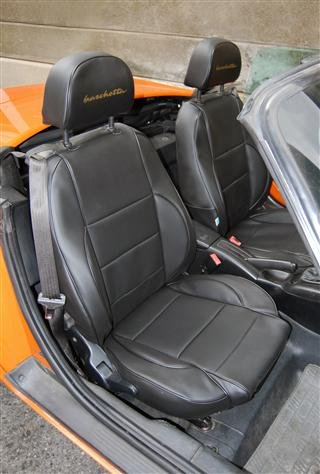 Isofix Compatibile Airbag su Misura Rifinizioni Alta Gamma DBS Coprisedili Auto//Vettura 1012070 Montaggio Rapido
