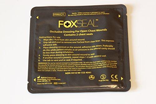Fox Chest Seal -