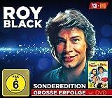 """Roy Black: Große Erfolge inkl. DVD """"Unser Doktor ist der Beste"""" (Audio CD)"""