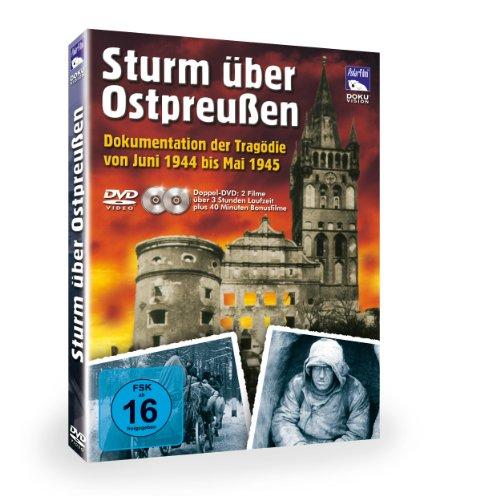 Sturm über Ostpreußen (2 DVDs)