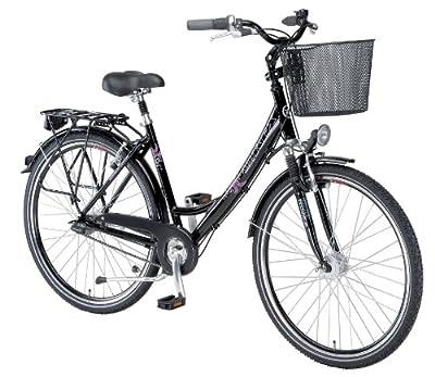 Alu-REX Damen City-Rad 7-Gang Nabenschaltung Nabendynamo