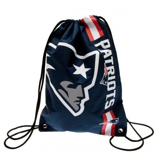 New England Patriots Sportbeutel Gym Bag