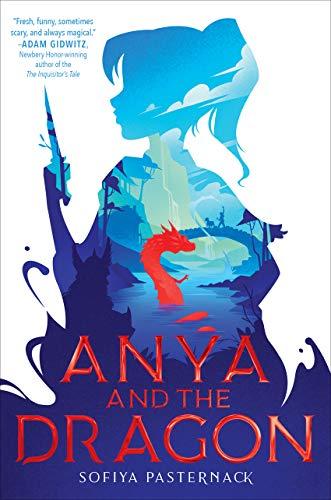 Anya and the Dragon (English Edition)