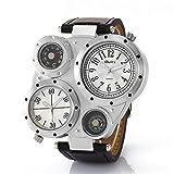 XWAN-nastro bussola orologio / uomo personalità della cinghia,C
