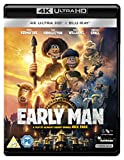 Early Man 4K UHD [Blu-ray] [2018]