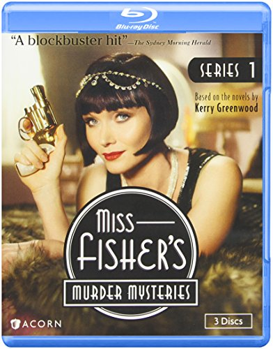 Miss Fisher's Murder Mysteries: Series 1 [Blu-ray] [Import anglais] 8945 Serie