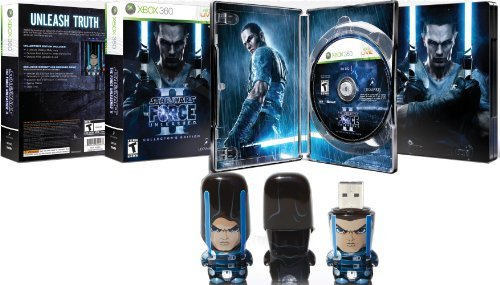 Force Xbox Unleashed 2 (Star Wars: The Force Unleashed II Collector's Edition -Xbox 360 by LucasArts)