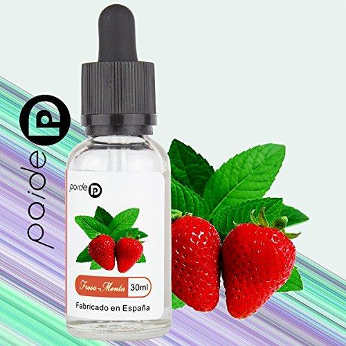 30ML Paide Premium E Liquid   Sin nicotina   Bote
