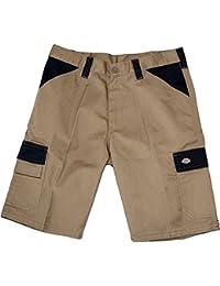 "'Dickies Pantalones Cortos""Everyday, tamaño 30, color caqui/negro, 1pieza, ed24/7sh KHB 46"